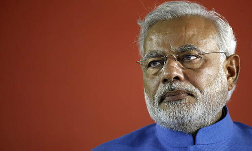 Modi tells Pakistan to 'walk away from terror' if it wants dialogue with India