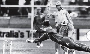 Jonty Rhodes, young Inzy and the flying run-out