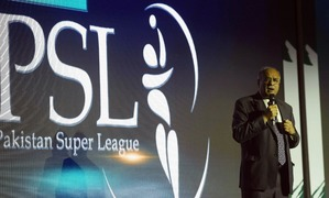 PSL2 final will be played in Lahore, says Najam Sethi
