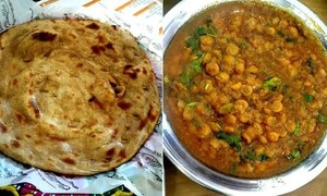 Weekend Grub: Does this Islamabad eatery offer the healthiest parathas?