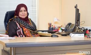 Meet Zainab Hameed, head of IT at Glaxo Smith Kline