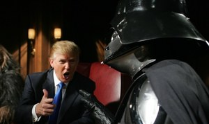 With #DumpStarWars, Trump supporters are calling for a ban of the latest Star Wars movie