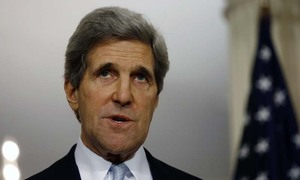US built tactical operations centre in Pakistan: Kerry