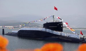 US helping India track Chinese submarines