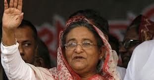 Bangladeshi Prime Minister Sheikh Hasina Wajid.—File Photo