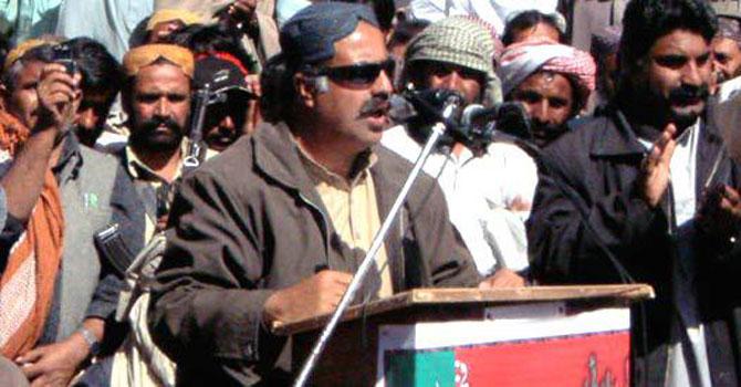 PML-N's Balochistan President Sardar Sanaullah Zehri. — File photo