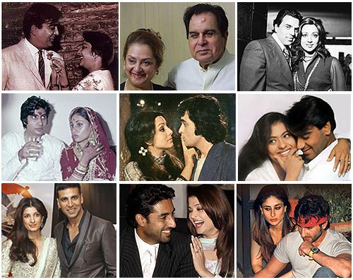 Image result for bollywood couples in real life collage
