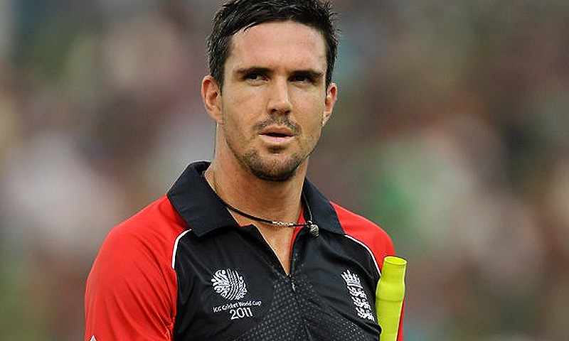 Pietersen remains England's most explosive batsman and any sign he will miss all or part of the Ashes offers encouragement to Australia. -Photo by AFP