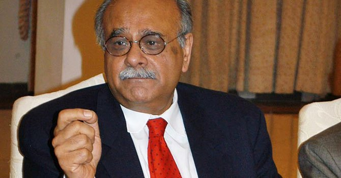 Chief Minister of Punjab Najam Sethi.—File Photo