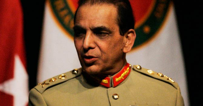 Ashfaq Parvez Kayani. -File photo