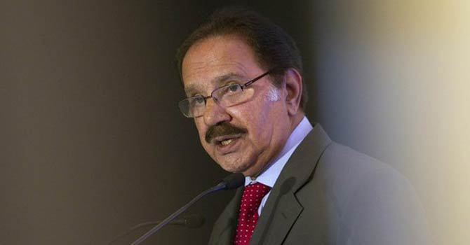 PPP leader Makhdoom Amin Fahim. -File Photo