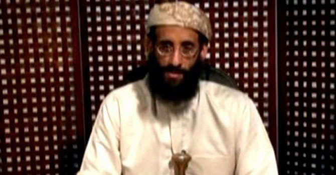 Anwar al-Awlaki, a US-born cleric linked to al-Qaeda's Yemen-based wing. — File Photo