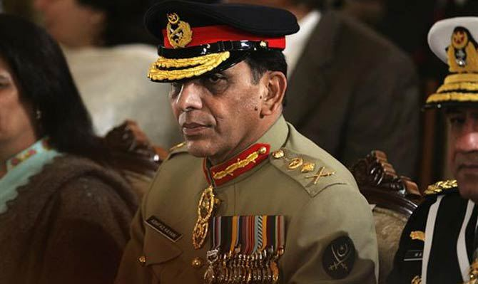 Army chief Gen Ashfaq Parvez Kayani. — File Photo