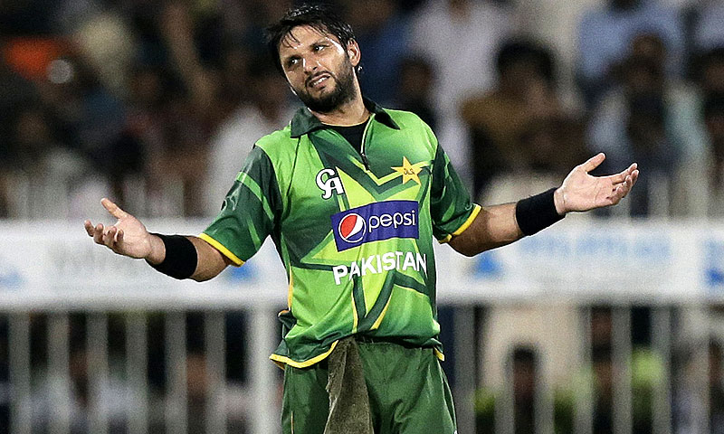 """I am much better than lot of other (Pakistan) players and I know I could play for Pakistan for few more years."" -Photo by AFP"