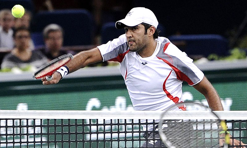 ITF's Davis Cup Committee upheld the Sri Lankan referee's decision at a meeting. -File photo by AFP