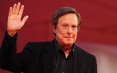 William Friedkin, US film director. —Photo (File) AFP