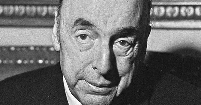 Chilean poet Pablo Neruda -AFP File Photo