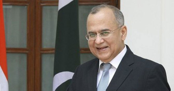 Pakistani High Commissioner to India Salman Bashir. – File Photo by Reuters