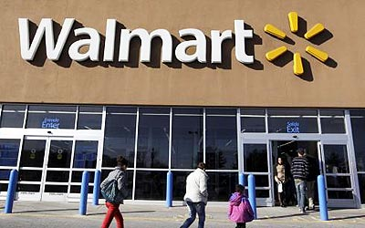 The Arkansas-based company posted revenue of $469.2 billion for 2012. —Photo (File) AP