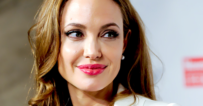 FILE – This March 8, 2012 file photo shows actress Angelina Jolie at the Women in the World Summit in New York. — AP Photo