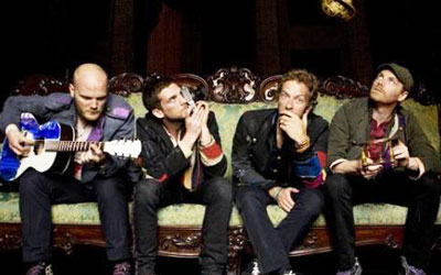 The artists in Parlophone include band Coldplay. —AP (File) Photo