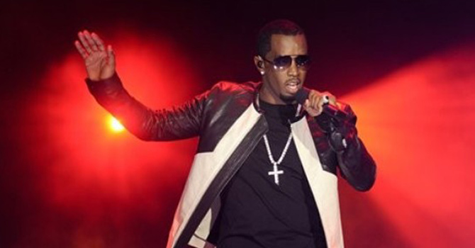 "Hip-hop entrepreneur Sean ""P. Diddy"" Combs performs at Caesars Entertainment ""Escape to Total Rewards"" kick-off at Gotham Hall on Thursday, March 1, 2012 in New York. — AP Photo"