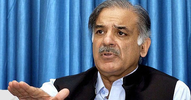 PML-N leader Shahbaz Sharif. — File Photo