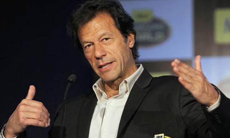 PTI chief Imran Khan.—File Photo
