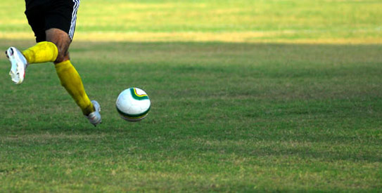 PAF thrashed Bahawalpur 8-0 while NBP cruised to a 2-0 victory. -File photo