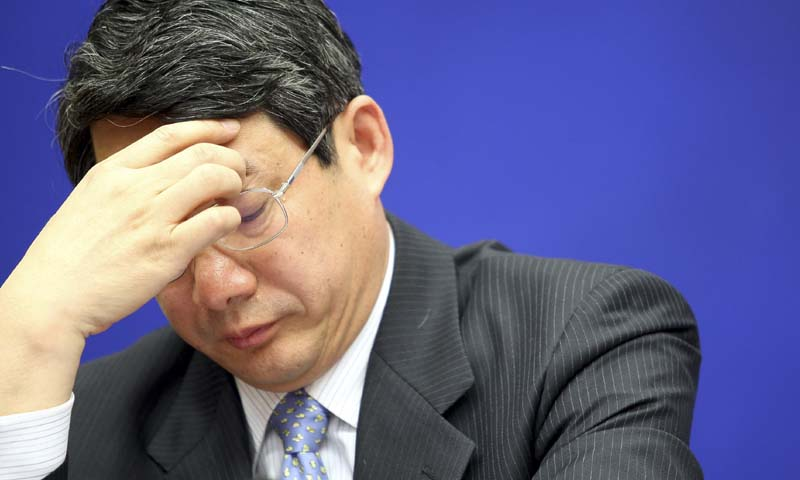 The latest Chinese bureaucrat to fall from grace thanks to the Internet was Liu Tienan, sacked from his job last week as deputy chief of the powerful National Development and Reform Commission. — Reuters Photo