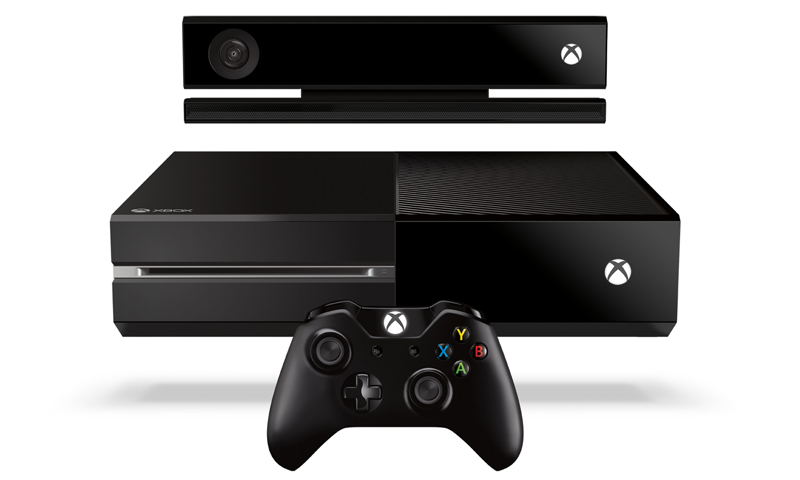 This product image released by Microsoft shows the new Xbox One entertainment console that will go on sale later this year. — AP Photo