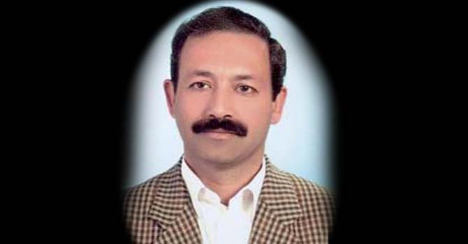 Former law minister of Khyber Pakhtunkhwa province, Barrister Arshad Abdullah. — File Photo from official KP Assembly website