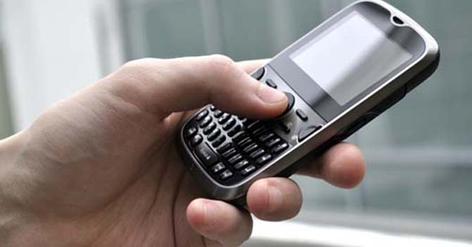 The popular SMS service will soon be available in FATA and other impoverished regions of Pakistan. — Dawn File Photo