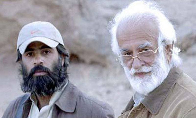Nawab Akbar Bugti.—File Photo
