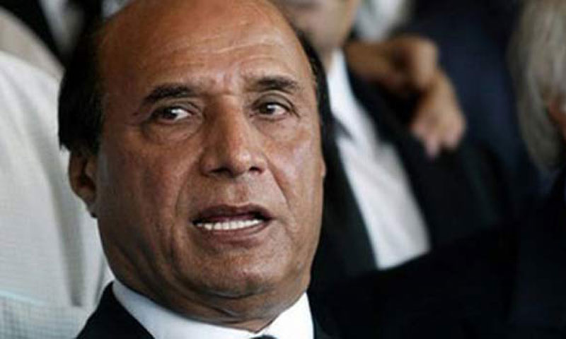 PPP Secretary General, Latif Khosa. — File Photo