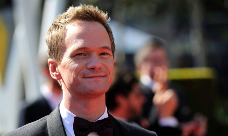 Neil Patrick Harris arrives at the 2012 Creative Arts Emmys at the Nokia Theatre  last September in Los Angeles. —AP (File) Photo