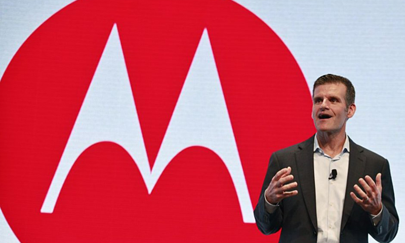 Motorola hits comeback trail with new US