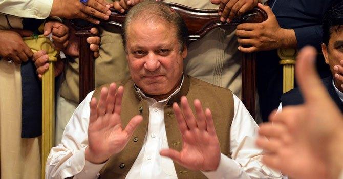 Pakistan's incoming prime minister Nawaz Sharif. – File Photo