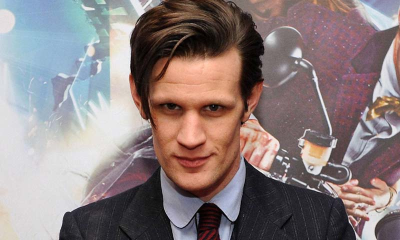 Matt Smith. — Photo Reuters