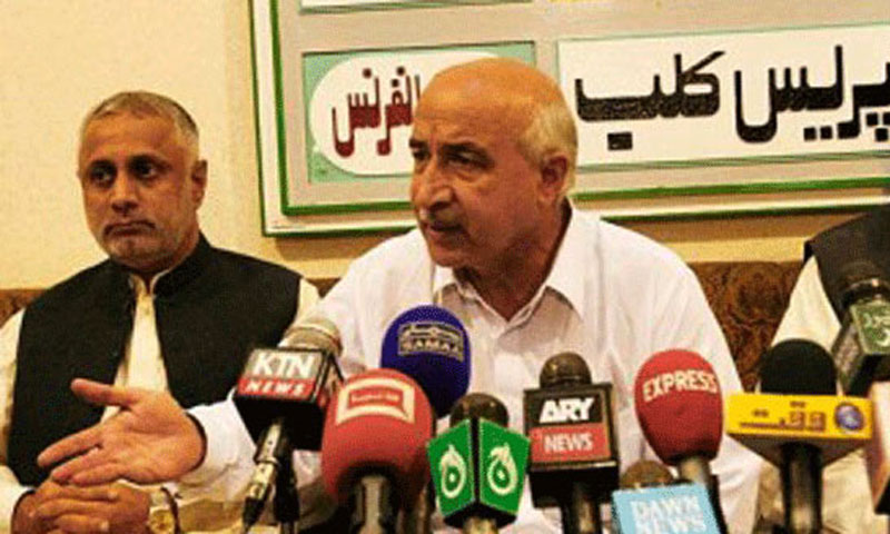 Dr Abdul Malik Baloch.— File Photo