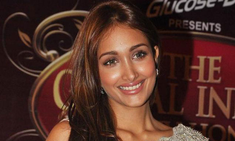 Jiah Khan.—File Photo.