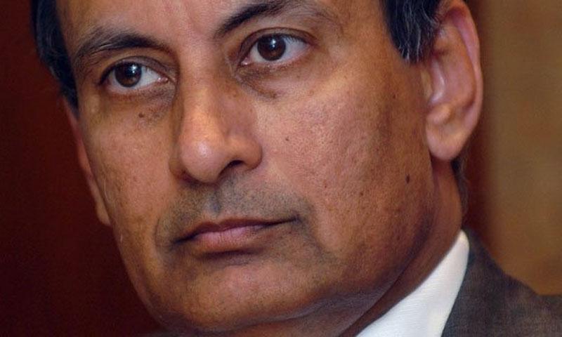 Pakistan's former Ambassador to the US Hussain Haqqani.—File Photo