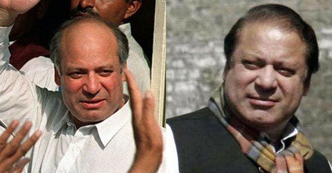 Now, all is set for Sharif to enter the PM House — for the third time. But, will he be able to deliver this time is a question with many question marks. – File Photos merged