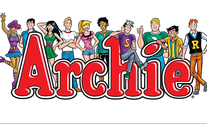 This comic image released by DC Comics shows characters from the Archie's comic book series.— AP Photo