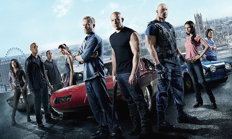 Fast & Furious 6 -- Courtesy Photo