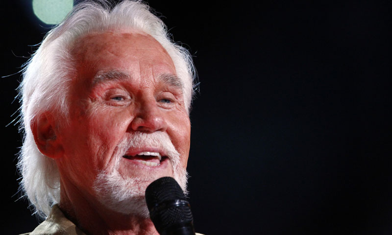 Kenny Rogers performs at the 2013 CMA Music Festival at the LP Field on Thursday, June 6, 2013 in Nashville,Tennessee. — AP Photo