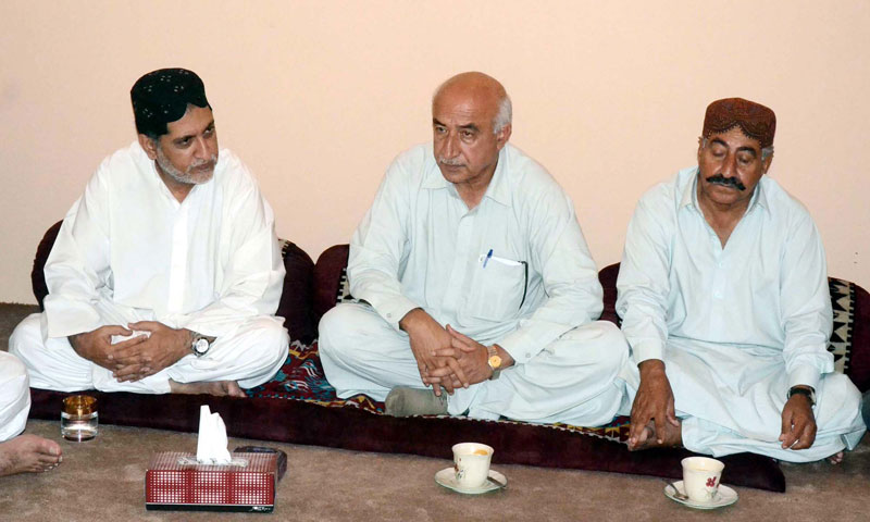 Dr Abdul Malik Baloch. — File photo