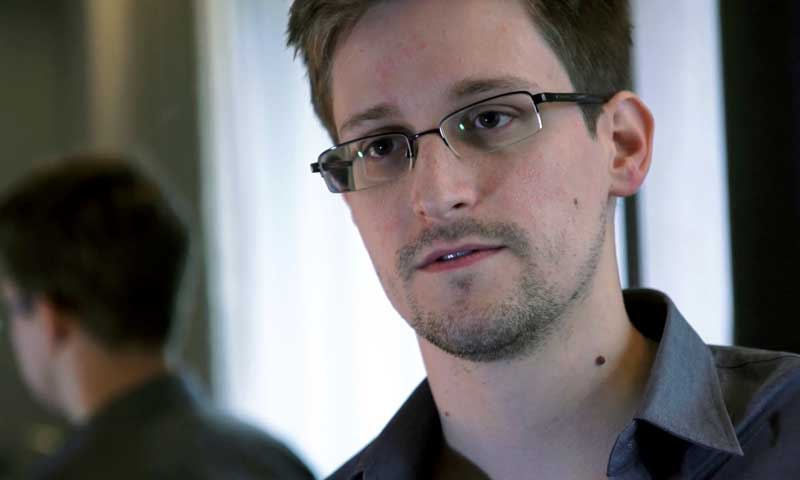 This photo provided by The Guardian Newspaper in London shows Edward Snowden, who worked as a contract employee at the National Security Agency, June 9, 2013, in Hong Kong. — AP