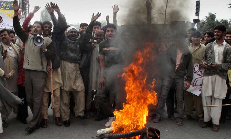 Probe into police torture of Faisalabad protesters ...