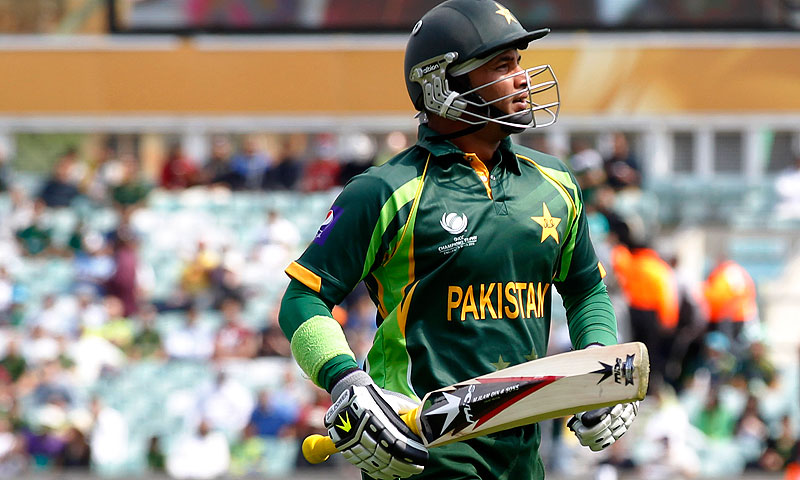 Why was Imran Farhat in the team in the first place? -Photo by AP